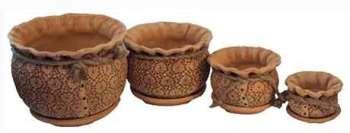 Керамические цветочные горшки: как появилась традиция высаживания цветов